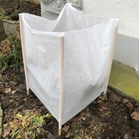 Parawan ochronny zimowy dla roślin – 0,78 x 2,40 m