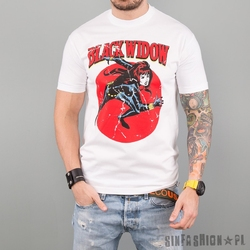 Koszulka marvel - black widow 2