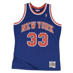 Koszulka Mitchell  Ness Patrick Ewing 1991-92 NBA Hardwood Classics Swingman New York Knicks - Ewing Away