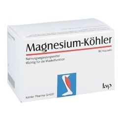 Magnesium koehler kapsułki