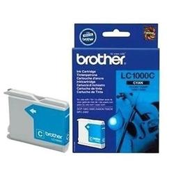 Tusz oryginalny brother lc-1000 c lc1000c błękitny - darmowa dostawa w 24h