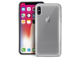 Etui puro plasma cover apple iphone xxs przezroczyste