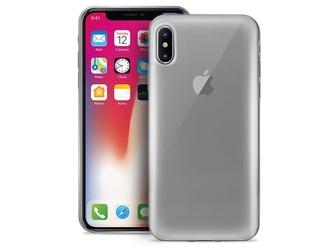 Etui puro plasma cover apple iphone xxs przezroczyste