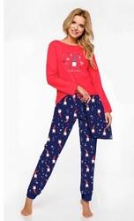 Taro świąteczna 2355 piżama damska