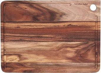Deska do krojenia akacjowa nicolas vahe 28 x 38 cm