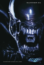 Obcy kontra Predator Alien - plakat