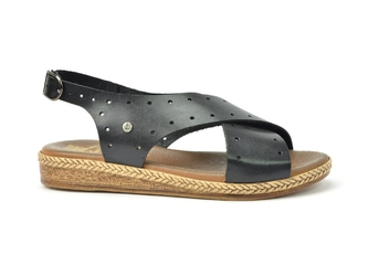 Sandały  lemar 40133 bf. czarny