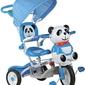 Rower trójkołowy ur-et-a23 panda niebieski