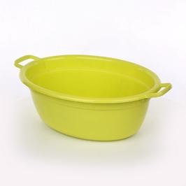 Wanienka miska plastikowa keeeper owalna zielona 12 l