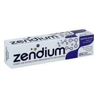 Zendium zahncreme sanftes weiss