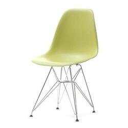 Krzesło ogrodowe tunis steel zielone