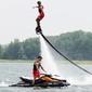 Flyboard - flyboard® z nagraniem - warszawa - 20 minut