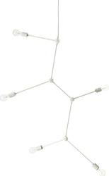Lampa wisząca harrison biała