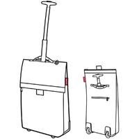 Wózek na zakupy millefleurs reisenthel trolley m rnt6038