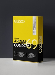 Prezerwatywy egzo traditional condom aroma 3pc