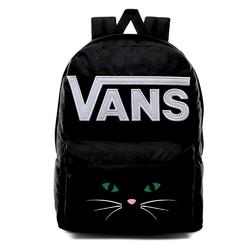 Plecak szkolny vans old skool iii - vn0a3i6ry28 - custom cat kot