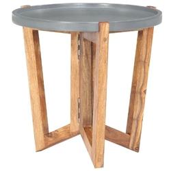 Vidaxl stolik kawowy, 40x40 cm, lite drewno sheesham