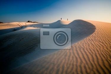 Fototapeta dune di porto pino, teulada, sardegna