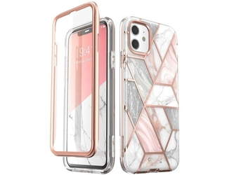 Etui supcase cosmo sp do apple iphone 11 marble pink