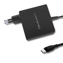 Qoltec Zasilacz sieciowy 90W 20.3V 4.5A USB-C