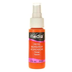 Media - mgiełka 59 ml - pomarańczowy - POM