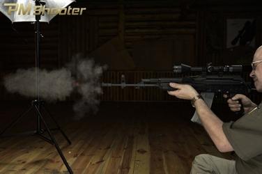 Strzelanie z broni maszynowej - warszawa