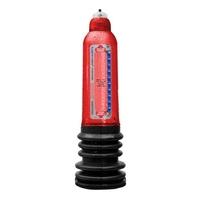 Sexshop - bathmate hercules - rewolucyjna pompka wodna powiekszająca penisa czerwona - online