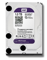 Western digital hdd purple 1tb 3,5 64mb sataiii5400rpm