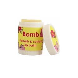 Bomb cosmetics balsam do ust budyń z rabarbarem