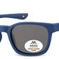 Okulary montana mp30c granatowe nerdy z polaryzacja