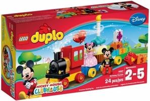 Lego duplo disney tm parada urodzinowa myszki miki i minnie
