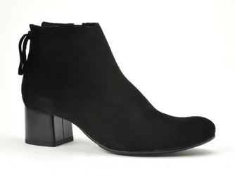 Botki marcin collection 567 czarne