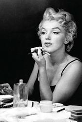 Marilyn Monroe Make-up - plakat