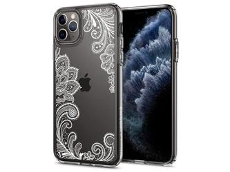 Etui spigen ciel do apple iphone 11 pro max cecile white mandala - mandala