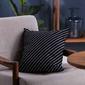 Poszewka na poduszkę altom design miłość w kratkę 40 x 40 cm dek. iii