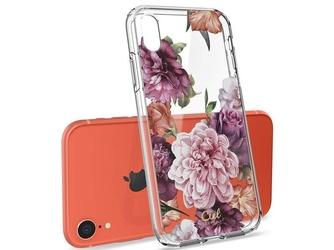 Etui spigen ciel do apple iphone xr cecile rose floral