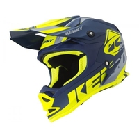 Kenny kask off-road track kid navy neyel mat 2019