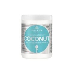 Kallos maska do włosów coconut 1000 ml