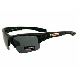 Sportowe okulary z wymiennymi szkłami polaryzacja lozano lz-123b
