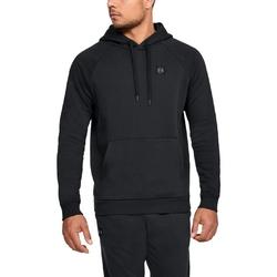 Bluza męska under armour rival fleece po hoodie - czarny