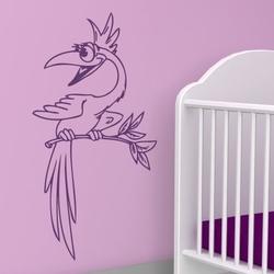Szablon malarski ptak p34