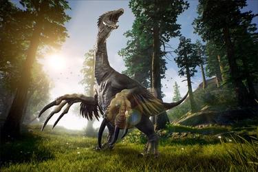 Fototapeta dinozaur 4297