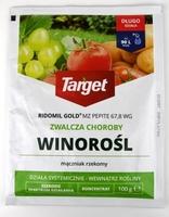 Ridomil gold mz pepite 67,8 wg – zwalcza choroby winorośli – 100 g target
