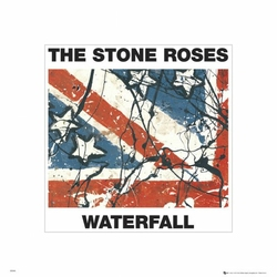 The Stone Roses Waterfall - reprodukcja