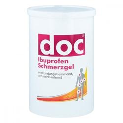 Doc ibuprofen schmerzgel spenderkartusche
