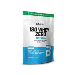 Biotech usa iso whey zero natural 1816 g