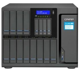 Sieciowy serwer plików nas qnap ts-1685-d1521-16g-550w - szybka dostawa lub możliwość odbioru w 39 miastach