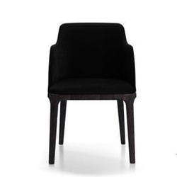 Nobonobo :: krzesło april ii czarne