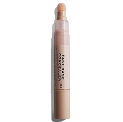 Makeup revolution korektor z gąbką pod oczy fast base concealer c0.5