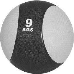 9 kg piłka lekarska treningowa slam ball gorilla sports